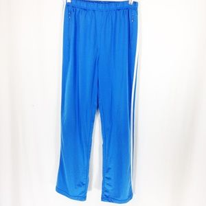 Adidas Pants - Adidas Blue Athletic Pants Size L
